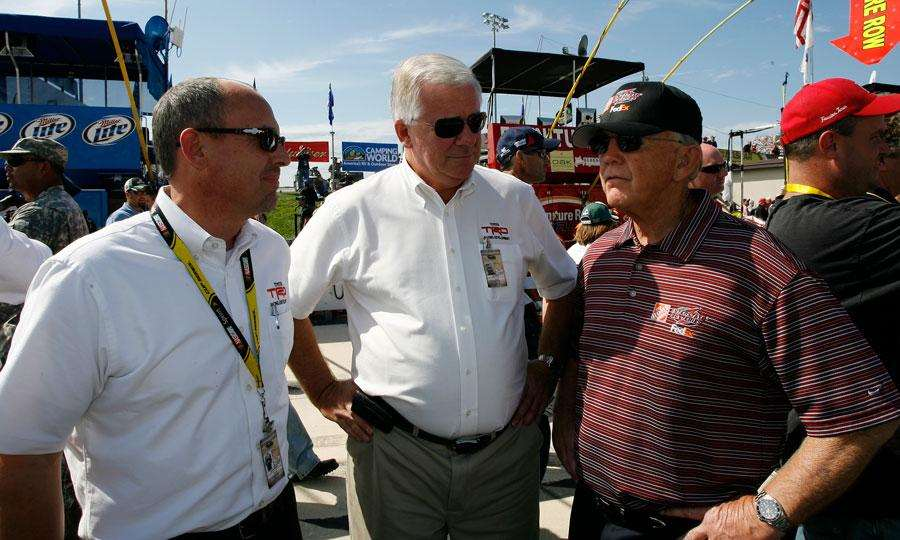 Toyota Dialing back its Sprint Cup Engines | ARN