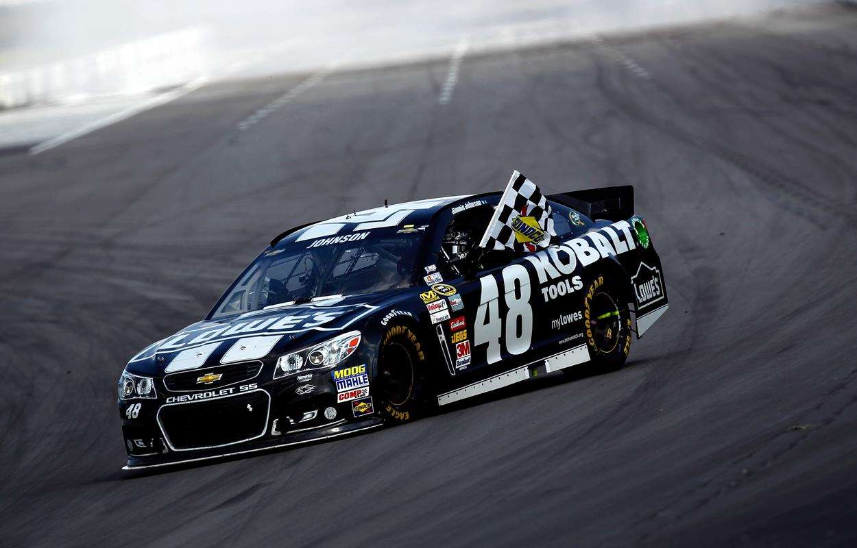 Jimmie Johnson   Car