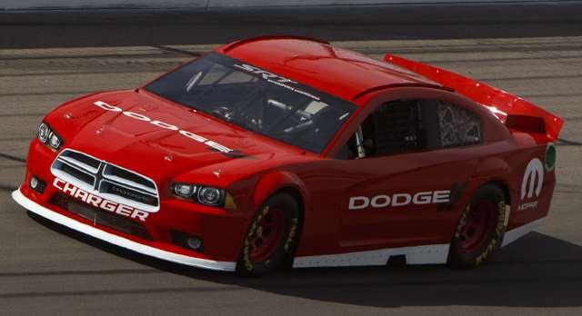 Dodge heading back to NASCAR soon? - ARN