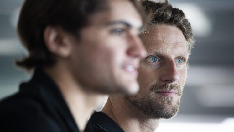 Fittipaldi will Replace Grosjean in F1's second race at ...